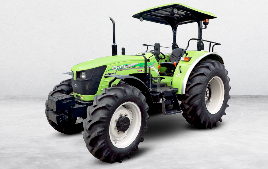 Preet 10049 4wd 100 Hp Tractor Manufacturer And Exporter Of